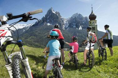 Mit dem Mountainbike querfeldein