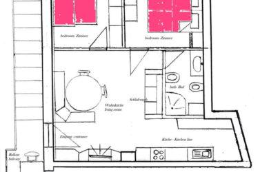 Appartamento Ovest 2 al maso Koflerhof